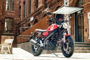 Yamaha XSR 125 được ra mắt