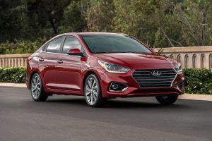Sedan cỡ B tháng 4: Hyundai Accent vươn lên vị trí số 1
