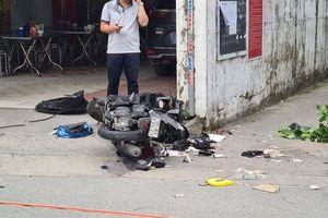 Nghi án dùng xe ô tô truy đuổi khiến 2 người tử vong