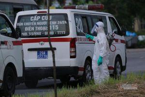 Hà Nội thêm 1 ca dương tính SARS-CoV-2 liên quan BV Bệnh nhiệt đới TƯ