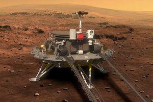 Tàu thám hiểm của Trung Quốc hạ cánh xuống sao Hỏa