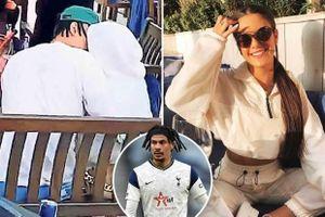 Dele Alli 'tòm tem' con gái 20 tuổi của Pep Guardiola