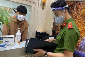 Hà Nội: Phát hiện 1 người nhập cảnh trái phép tại chung cư Leagend
