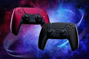 Sony giới thiệu tay cầm PS5 DualSense mới lấy cảm hứng từ dải thiên hà
