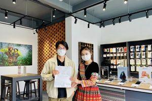 ShopDunk khai trương chuỗi cửa hàng Apple phong cách thổ cẩm đầu tiên ở Việt Nam