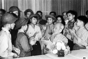 80 năm Ngày thành lập Đội Thiếu niên Tiền phong Hồ Chí Minh