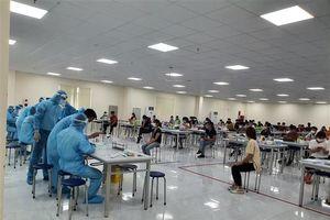 Bắc Giang ghi nhận 3 ổ dịch COVID-19, với 177 trường hợp dương tính