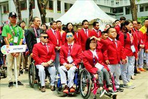 Tháng 11, dự kiến phân loại thương tật các VĐV tham dự ASEAN Para Games