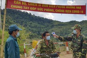 Điện Biên: Quyết liệt ngăn chặn xuất, nhập cảnh trái phép