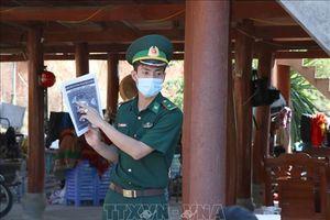 Người dân vùng lòng chảo Mường Thanh háo hức hướng về ngày bầu cử