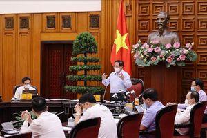 Thủ tướng Phạm Minh Chính làm việc với Bộ Y tế