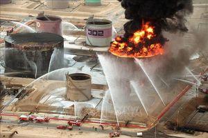 Xung đột Israel-Palestine: Bể dự trữ dầu mỏ của Israel ở cảng Ashdod bị trúng rocket