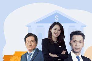 Chân dung 3 Chủ tịch ngân hàng trẻ nhất Việt Nam