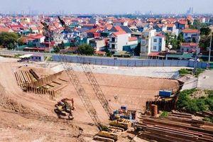 Toàn cảnh dự án nhà máy nước sông Hồng gây nứt gãy đê