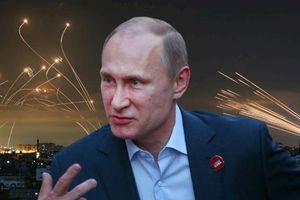 'Sấm rền' ở Dải Gaza: Hamas 'cầu cứu' Nga răn đe Israel, ông Putin có động thủ?
