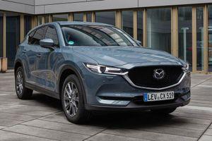 Top 10 xe SUV cỡ nhỏ tốt nhất năm 2021: Mazda CX-5 đầu bảng