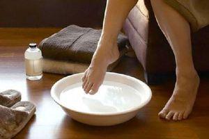 5 cách chữa nước ăn chân cực nhanh, ngứa ngáy, lở loét đến mấy cũng khỏi tức thì