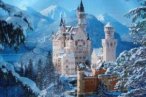 Chiêm ngưỡng những lâu đài đẹp huyền ảo như trong cổ tích