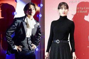 Dân tình 'phát sốt' vì... bóng phản chiếu đẹp khó tin của cặp 'nam thần nữ thần' xứ Hàn: Người đẹp đến bóng cũng như mơ là đây?