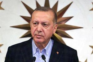 Erdogan gọi Israel là 'khủng bố', tuyên bố sẽ ủng hộ Palestine ở Dải Gaza