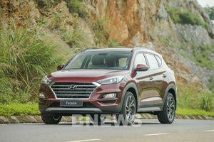 Hyundai Thành Công Việt Nam triệu hồi gần 23.600 xe Tucson