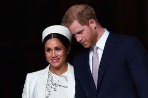 Hoàng tử Harry tiết lộ lần đầu gặp vợ trong siêu thị