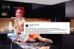 MV mới của Emily gây nhiều tranh cãi, Tiên Cookie lên tiếng: 'Làm ca sĩ ở Việt Nam thiệt thòi nhiều'
