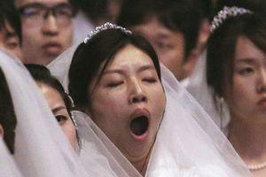 Giới trẻ ngao ngán kết hôn khiến Trung Quốc đối mặt 'bom nổ chậm'