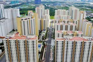 TP. HCM: Tiếp tục đấu giá 3.790 căn hộ tái định cư bỏ hoang ở Thủ Thiêm
