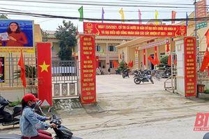 Huyện Quảng Xương đẩy mạnh tuyên truyền bầu cử ĐBQH khóa XV và HĐND các cấp nhiệm kỳ 2021-2026