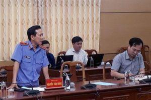 Các cấp ủy lãnh đạo, chỉ đạo chấn chỉnh những thiếu sót trong hoạt động tư pháp