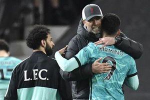 Liverpool thắp lên hy vọng lọt vào Top 4