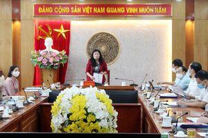 Tiếp tục thẩm tra các nội dung trình kỳ họp chuyên đề HĐND tỉnh