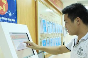 Triển khai quy trình số hóa hồ sơ tại 100% Trung tâm phục vụ hành chính công