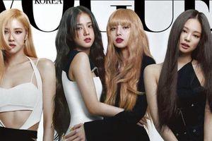 4 cô gái Blackpink gây 'sốc visual' trên bìa tạp chí Vogue