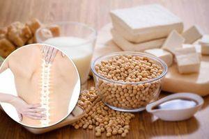 Lợi ích với sức khỏe của đậu nành