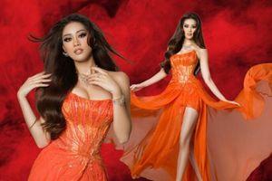 Khánh Vân nhận được 'cơn mưa' lời khen sau Đêm Bán kết Miss Universe 2020