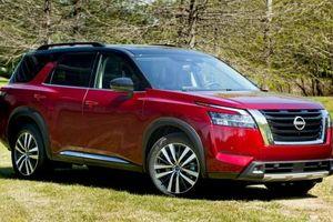 Nissan Pathfinder 2022, đàn anh của X-Trail đi vào sản xuất