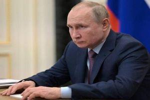 Tổng thống Nga Vladimir Putin ký thông qua danh sách quốc gia 'không thân thiện'