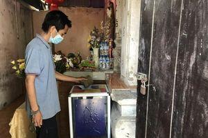 Bắt được nghi can trộm hòm công đức tại chùa Hồng Phúc