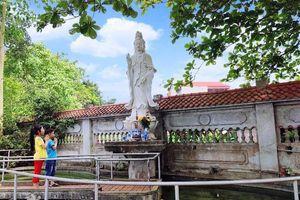 Hưng Yên: Chùa nhỏ thành điểm tựa thiện lành chốn thôn quê