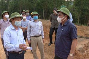 Quảng Bình: Hoàn thành các khu tái định cư vùng sạt lở trong quý II/2021