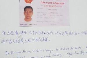 Người nước ngoài sử dụng chứng minh thư nhân dân Việt Nam nhập cảnh trái phép