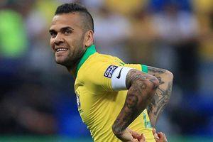 ĐT Brazil gọi hai 'lão tướng' gần 40 tuổi dự vòng loại World Cup 2022