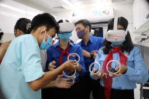 TP.HCM ra mắt Chuyến xe công nghệ dành cho học sinh, thanh niên