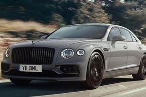 Khám phá Bentley Flying Spur 2022 bản nâng cấp