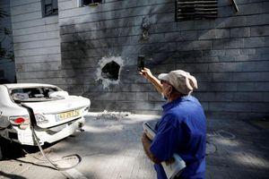 Cuộc sống dưới làn 'mưa bom, bão đạn' của người Israel, Palestine