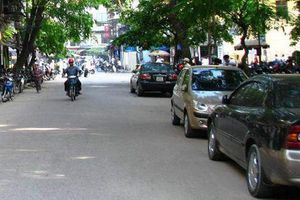 Cần sớm khôi phục trật tự đô thị tại phố Nguyễn Cao