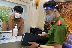 Phát hiện một người nhập cảnh trái phép tại quận Thanh Xuân