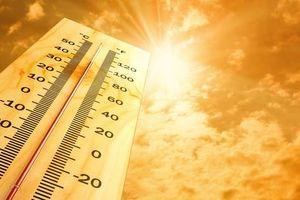 Thông tin mới nhất về đợt nắng nóng đang diễn ra ở miền Bắc